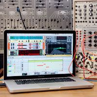 New in Reason 7 - Whatever your music needs, Reason has a rack for that - Propellerhead!!!