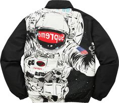 16AW Supreme Astronaut Puffy Jacket 2016.10.29
