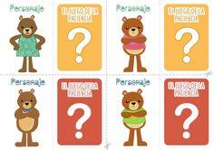 "Juego ""El juego de la paciencia"" | Edúkame Kids Education, Scooby Doo, Ideas Para, Fictional Characters, Apps, Feelings And Emotions, Infant Activities, Home, Molde"