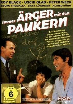 Poster zum Film: Immer Ärger mit den Paukern. 1968