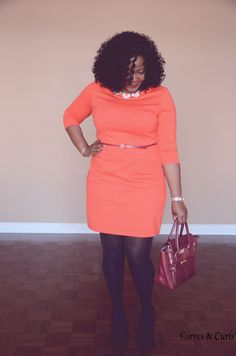 Plus size fashion for women/ curvy fashion/ my vday outfit