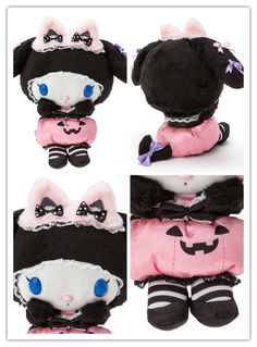 My Melody Plush (2016 Halloween) If you wanna buy, contact: info@route19-store.com