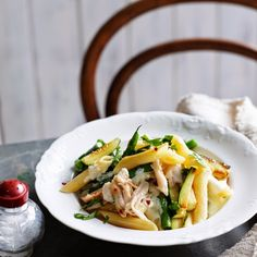 #ChefCookbook #LUNCH: #Penne with #Smoked #Chicken and #Mascarpone TOTAL TIME: 18 MIN SERVINGS: 6 CATEGORY: #Fast, #Healthy  This creamy penne takes you to a summery mood with its freshness while being healthy and fast to prepare, perfect for your lunch cravings.  Get #recipe here http://goo.gl/d1eNF4