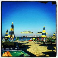 Rivabella beach. Estate 2012