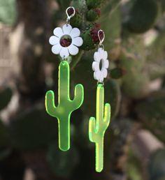 Easy Picks – Cactus Life #cactusearrings #festivalaccessories #marianifini