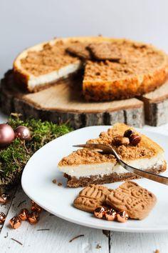 The best speculoos cheesecake - Alexkitchenlove- Die Besten Spekulatius Käsekuchen – Alexkitchenlove The best speculoos cheesecake – Alexkitchenlove - Cupcake Recipes, Cookie Recipes, Dessert Recipes, Drink Recipes, Healthy Recipes, Cheesecake Recipes, Dinner Recipes, Dessert Blog, Cheesecake Cookies