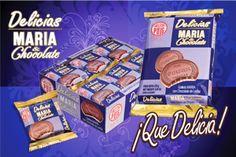 Delicias Maria de Chocolate