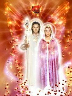 Archangel Uriel & Archangel Aurora