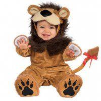 Déguisement bébé 18 mois - Grenouillère bébé lion