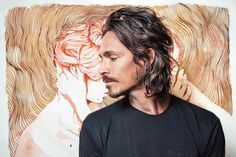 Brandon Boyd on Art, Cat Videos, and Incubus' Return to KROQ Almost Acoustic Christmas   West Coast Sound   Los Angeles   Los Angeles News and Events   LA Weekly - PHOTO BY ALESSANDRO DE MATTEIS