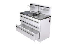 Home :: Whiteware :: Kitchen :: Waste Disposal & Taps :: Robinhood Supertub Workstation