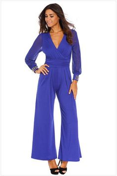 Clothing, Shoes & Accessories Logical *satin* Gemstone Halterneck Party Jumpsuit Uk 16