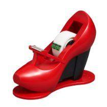 Red Shoe Scotch Magic Tape Dispenser