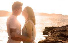 REA Estudio Creativo: foto de pareja en la playa de verdicio