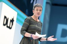 Margrethe Vestager's warning shot comes ahead of a Jan. 31 deadline for Europe and the United States to reach a new data-sharing agreement.