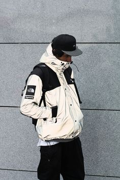 Noth Face reflector jacket