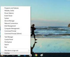 "mykonos ticker: Αυτό είναι το μυστικό μενού ""Έναρξη"" των Windows 1..."
