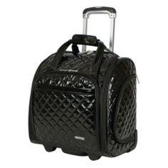 Travelon Luggage, Wheeled Underseat Carry-On