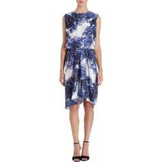 Wayne Cloud Print Dress at Barneys.com