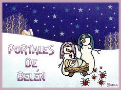 Actividades para Educación Infantil: PORTALES DE BELÉN