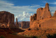 Arches National Park Utah, USA