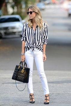 Stripes .... so cool.