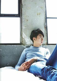141210 [Scans] CNBLUE Season Greeting 2015 Jungshin