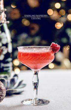 Tasty Tuesday: {A Sparkly Christmas Cocktail}