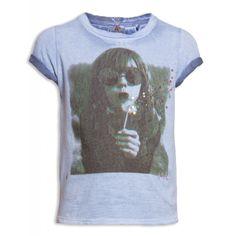 T-Shirt Girl - Primavera Estate 2015 - Taglia 4-12 anni