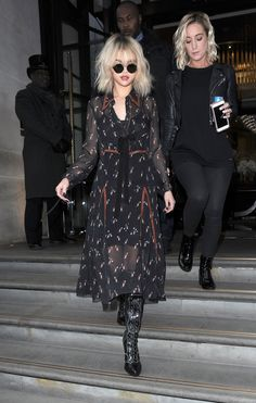 """Selena Gomez Wears 5 Looks in Less Than 24 Hours to Promote """"Wolves"""" in London"""