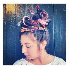 c o i l z ⚡️ hairart by @janine_ker_hair // #AGUAYO #pasadena #hairinspo #kerastase #redken #lorealprofessional #musthavehair #olaplex #hairideas  #hair #hairstylist #twist #braid #americansalon #paintedhair #hairart #avantgarde #hairsculpture #hairnerd #hairofig #hairpost #hairofig #hairideas #hairbrained #modernsalon #behindthechair #salonaguayo #updo #haircreation #instahair