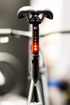 Lightskin Bicycle Tail Light http://www.lightskin.co.kr/