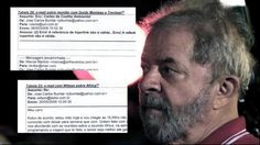 Ex-presidente é suspeito de fazer tráfico de influência durante o seu governo E-mails, até então sigilosos e secretos, acabaram sendo revelados neste final de semana [...]