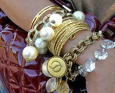 Love John Wind jewelry.  Myron did good!