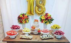 Festa de 18 anos: temas e ideias incríveis para jovens de todos os estilos 22nd Birthday, Birthday Parties, Happy Birthday, Birthday Table Decorations, Birthdays, Table Settings, Origami, Party Ideas, Youtube