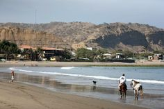 Vichayito Beach part of the list of peru's best beaches