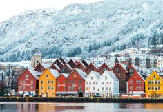 You'll never be at a loss for a stimulating conversation in Norway, where more than 98 percent of the 60-and-over population has a secondary or higher education.