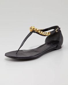 http://ncrni.com/alexander-mcqueen-skull-chain-leather-thong-sandal-black-p-14209.html