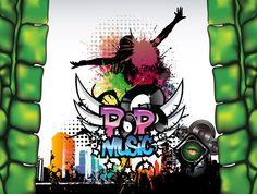 Pop CD Cover