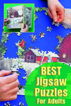 8 Best 500-750 Piece Jigsaw Puzzles images in 2018 | Jigsaw puzzles