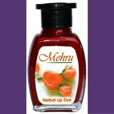 Mehru Lip Dye Natural Herbal Lip Stain  Passion Fruit >>> You can find more details by visiting the image link.