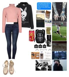 """""Flattery will only get you so far"" Louis Outfit"" by ha-ew on Polyvore featuring Zoe Karssen, Jacqueline De Yong, Converse, Axe, Kokon To Zai, Samsung, men's fashion and menswear"