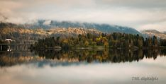 My Photo Gallery, Norway, Reflection, Art Photography, Autumn, Mountains, Digital, Water, Pictures