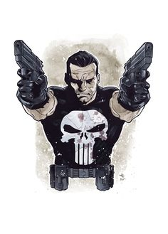 The Punisher - Danny Rhodes