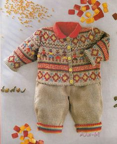 It is a website for handmade creations,with free patterns for croshet and knitting , in many techniques & designs. Baby Boy Knitting Patterns, Knitting For Kids, Crochet For Kids, Baby Patterns, Knit Patterns, Knit Crochet, Diy Crafts Knitting, Knit Baby Sweaters, Baby Cardigan