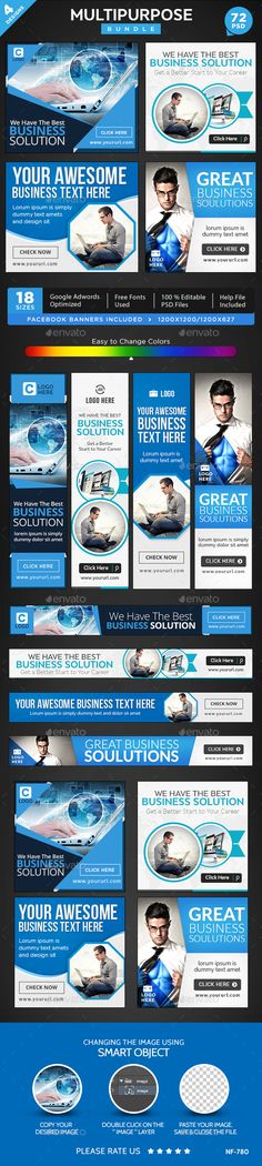 Corporate Facebook Timeline Cover Template PSD #design Download - advertising timeline template