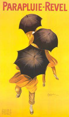 Parapluie - Ravel by Leonetto Cappiello