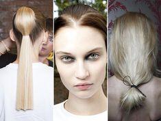 2015 s/s ponytail hair - Google 검색