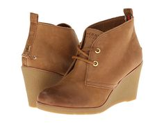 Sperry Top-Sider Harlow Cognac Burnished - Zappos.com Free Shipping BOTH Ways