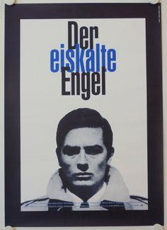 Le Samourai - The Godson re-release german movie poster - Galerie filmposter.net